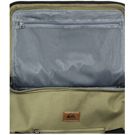 Quiksilver Crossing Duffle Bolso Equipaje Hombre, burnt olive